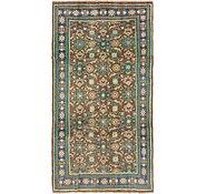 Link to 4' 8 x 8' 7 Farahan Persian Rug