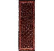 Link to 107cm x 323cm Farahan Persian Runner Rug