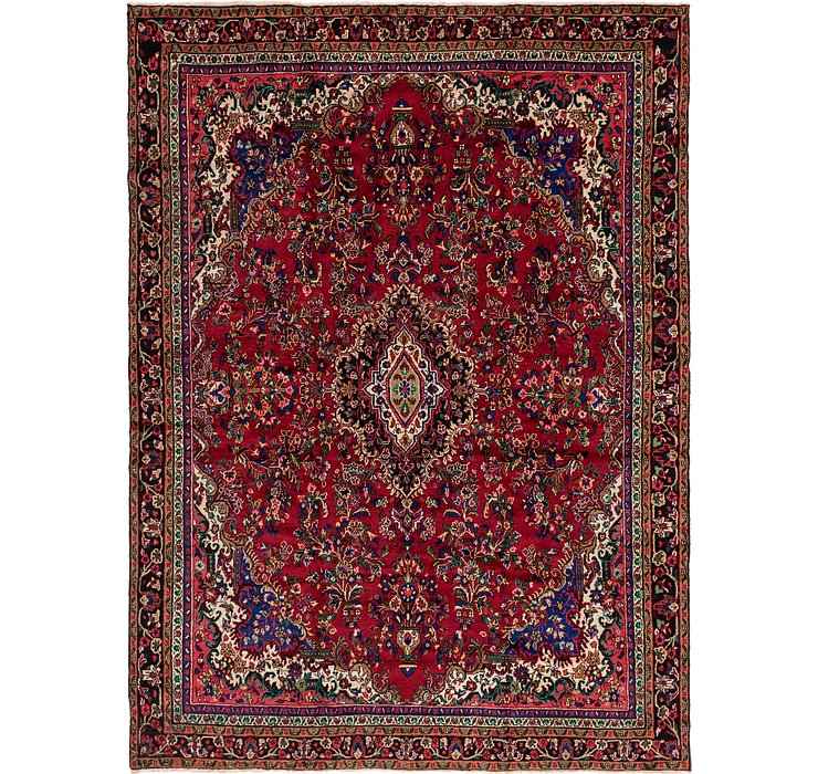 9' 4 x 13' Shahrbaft Persian Rug