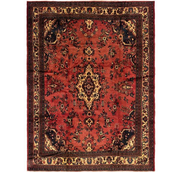 8' 8 x 11' 7 Hamedan Persian Rug