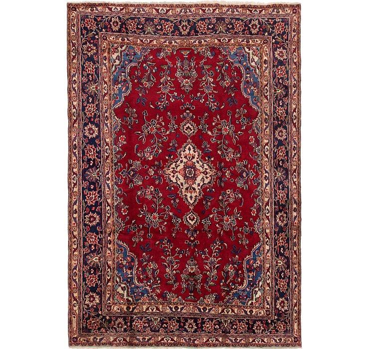 8' 5 x 12' Shahrbaft Persian Rug
