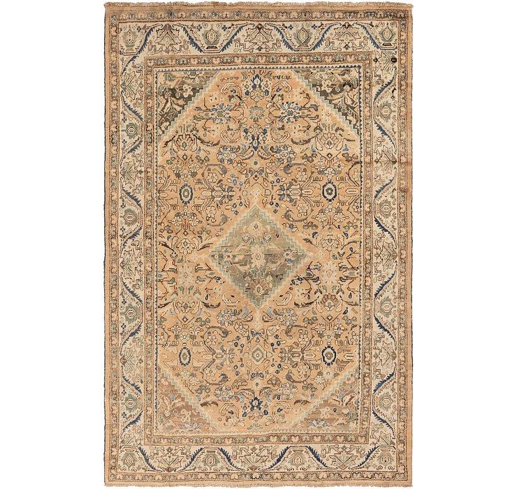 7' 4 x 11' 8 Farahan Persian Rug
