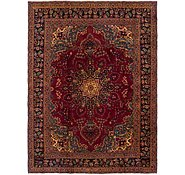 Link to 7' 10 x 10' 8 Tabriz Persian Rug