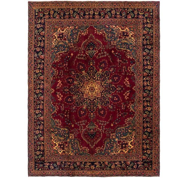 7' 10 x 10' 8 Tabriz Persian Rug