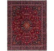 Link to 9' 4 x 12' Mashad Persian Rug