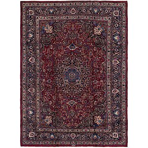 Link to 310cm x 410cm Mashad Persian Rug item page