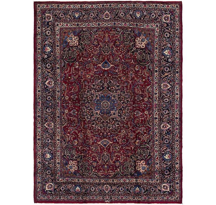 10' 2 x 13' 6 Mashad Persian Rug