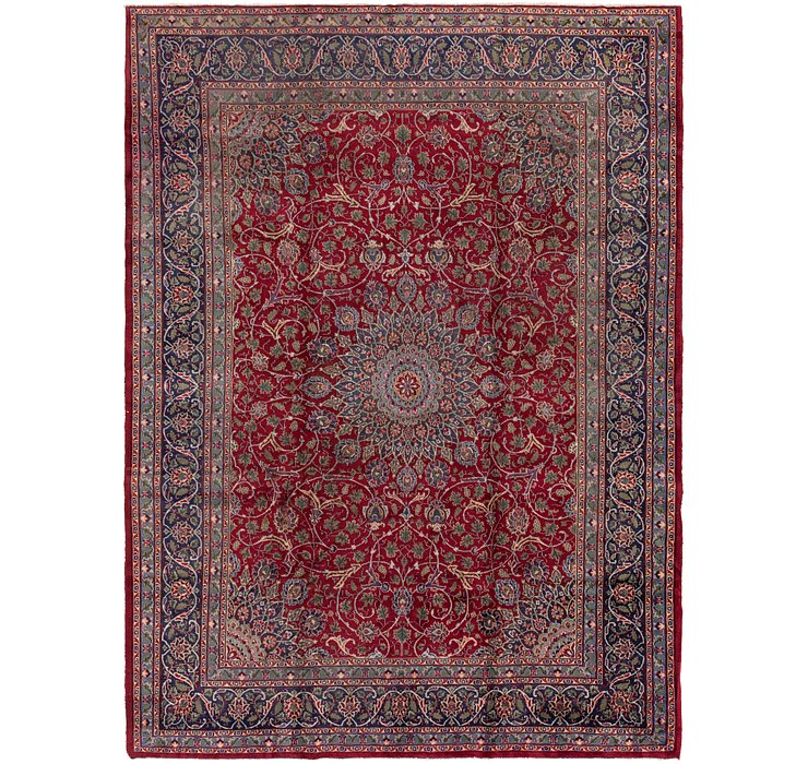 9' 4 x 13' Kashmar Persian Rug