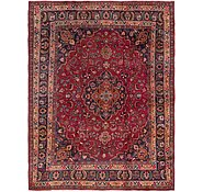 Link to 9' 6 x 12' 4 Mashad Persian Rug