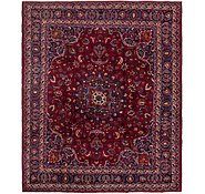 Link to 10' 2 x 12' Mashad Persian Rug