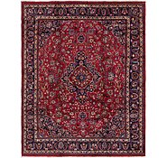 Link to 297cm x 370cm Mashad Persian Rug