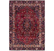 Link to 5' 5 x 7' 10 Mashad Persian Rug