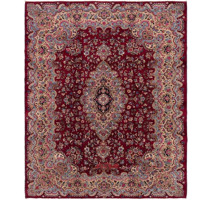 10' 2 x 12' Kerman Persian Rug