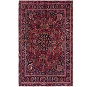 Link to 198cm x 320cm Mashad Persian Rug