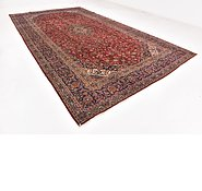 Link to 10' x 17' 7 Kashan Persian Rug