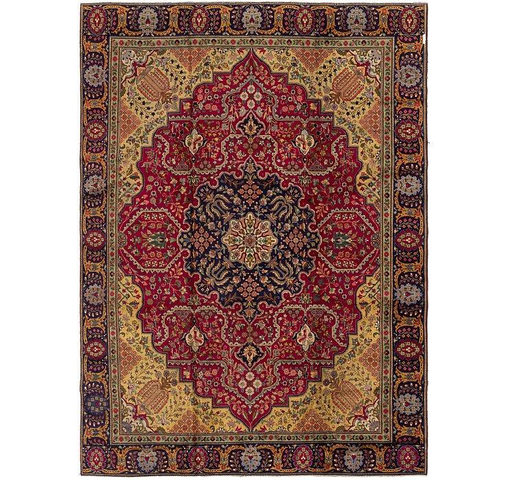 9' x 12' 5 Tabriz Persian Rug