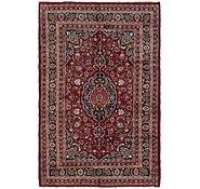 Link to 6' 6 x 9' 9 Mashad Persian Rug