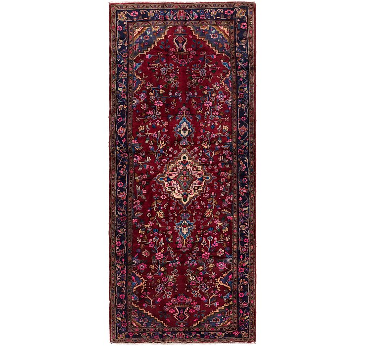 4' 2 x 10' 6 Liliyan Persian Runner ...