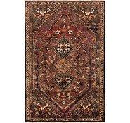 Link to 165cm x 250cm Ghashghaei Persian Rug