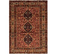 Link to 7' 3 x 10' Ghashghaei Persian Rug