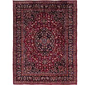 Link to 8' 3 x 10' 9 Mashad Persian Rug