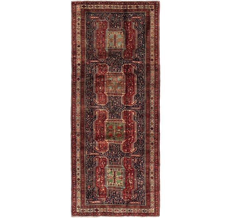135cm x 323cm Meshkin Persian Runner ...