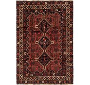 Link to 5' 4 x 7' 8 Ghashghaei Persian Rug