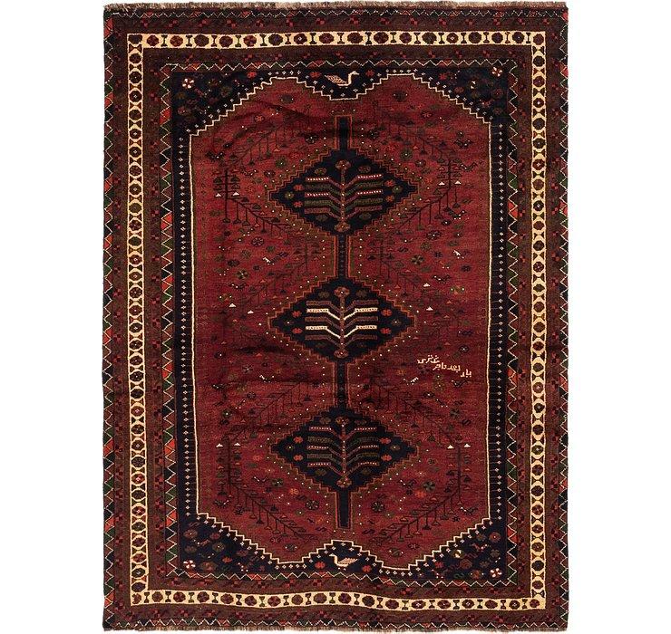 5' 8 x 7' 8 Ghashghaei Persian Rug