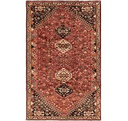 Link to 5' 8 x 8' 10 Ghashghaei Persian Rug