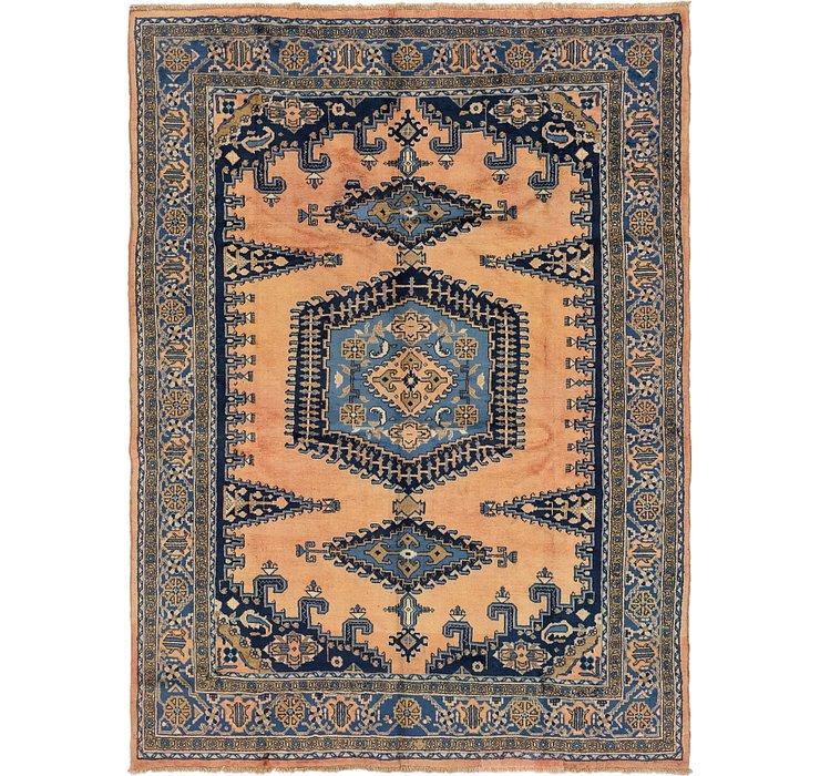 7' 3 x 9' 10 Viss Persian Rug