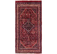 Link to 4' 6 x 8' 10 Hossainabad Persian Rug