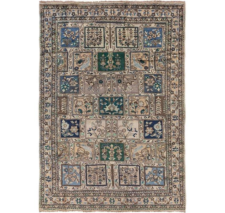 7' 10 x 11' Bakhtiar Persian Rug