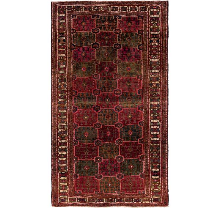6' 6 x 11' 7 Shiraz Persian Rug