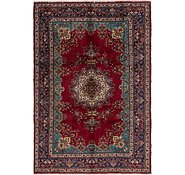 Link to 6' 10 x 9' 8 Tabriz Persian Rug