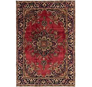 Link to 6' 10 x 9' 9 Tabriz Persian Rug