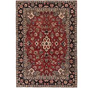 Link to 6' 9 x 9' 9 Tabriz Persian Rug