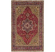 Link to 6' 3 x 9' 10 Tabriz Persian Rug