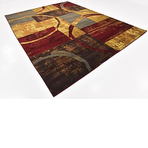 Link to 9' x 11' 10 Coffee Shop Rug item page