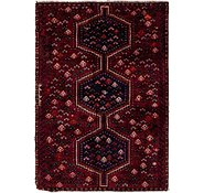 Link to 3' 3 x 4' 8 Shiraz Persian Rug