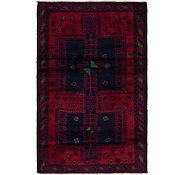 Link to 90cm x 142cm Balouch Persian Rug