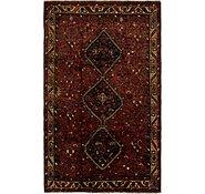 Link to 5' x 8' 8 Ghashghaei Persian Rug
