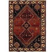Link to 6' x 8' 6 Ghashghaei Persian Rug