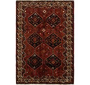 Link to 5' 7 x 8' Ghashghaei Persian Rug