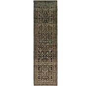 Link to 107cm x 410cm Hossainabad Persian Runner Rug