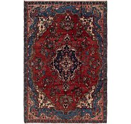 Link to 5' 4 x 8' Hamedan Persian Rug