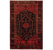 Link to 4' 6 x 6' 10 Zanjan Persian Rug