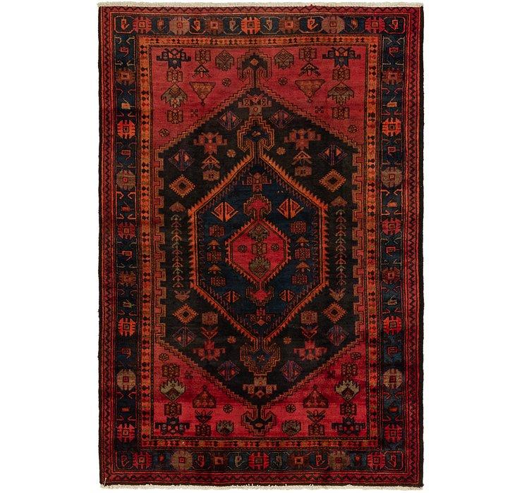 4' 6 x 6' 10 Zanjan Persian Rug