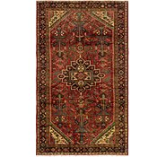Link to 4' 7 x 7' 8 Hossainabad Persian Rug