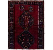 Link to 4' 4 x 5' 10 Shiraz Persian Rug