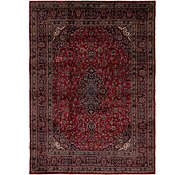 Link to 9' 10 x 13' 3 Mashad Persian Rug